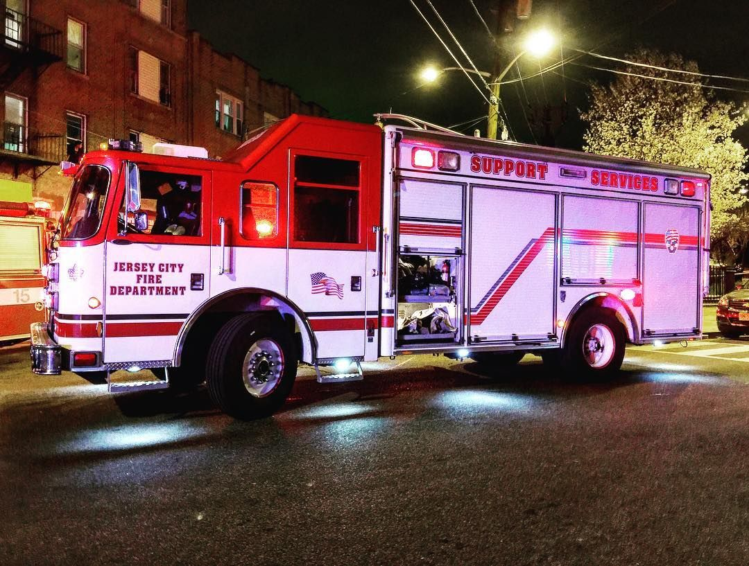 JERSEY CITY FIRE DEPARTMENT SUPPORT SERVICES UNIT      by