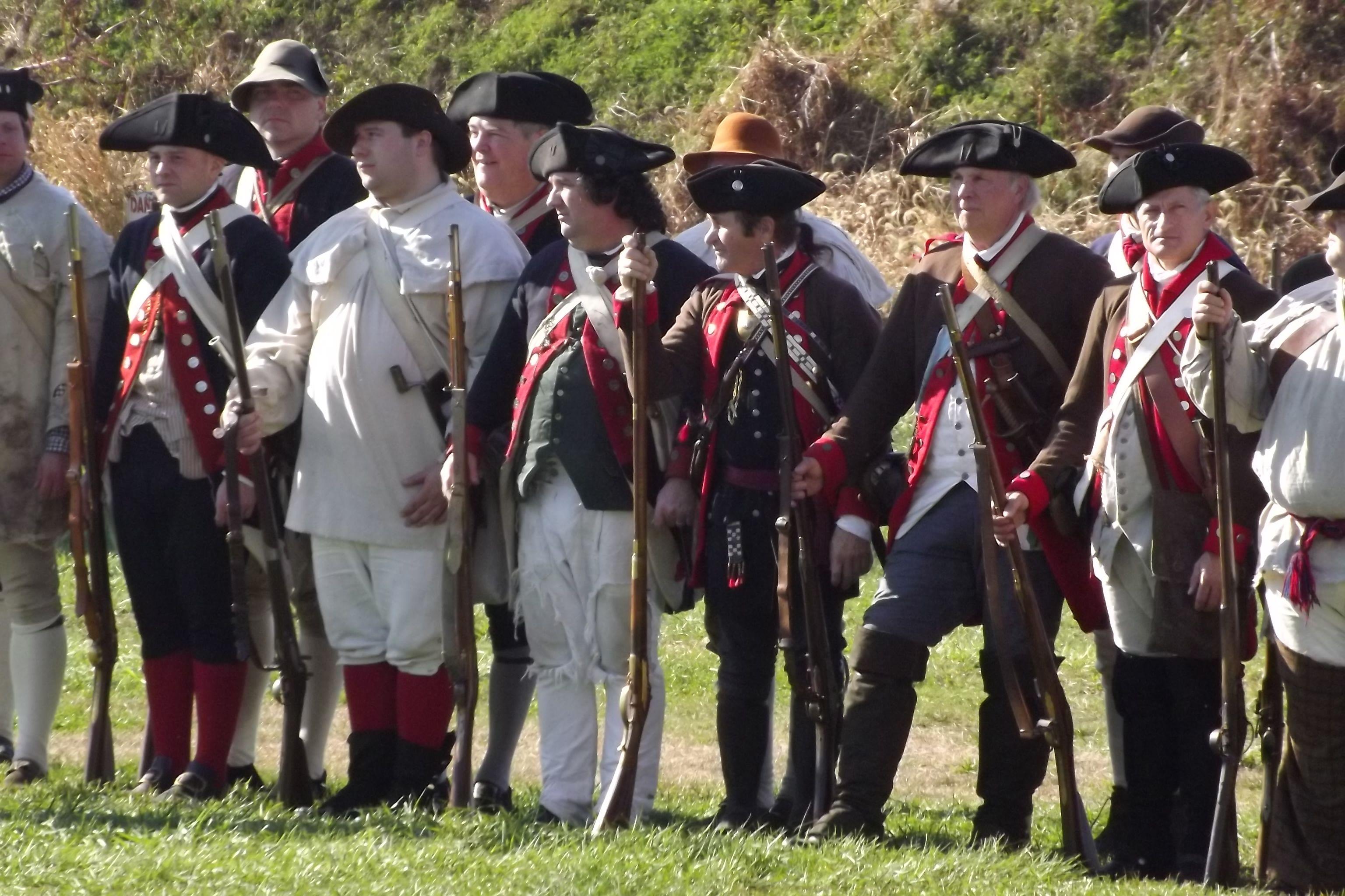 24th Connecticut Militia Regiment American Revolution