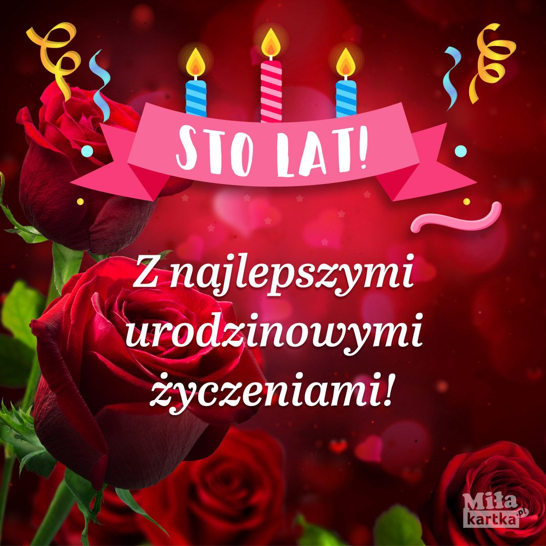 Pin Na Urodziny Kartki Urodzinowe