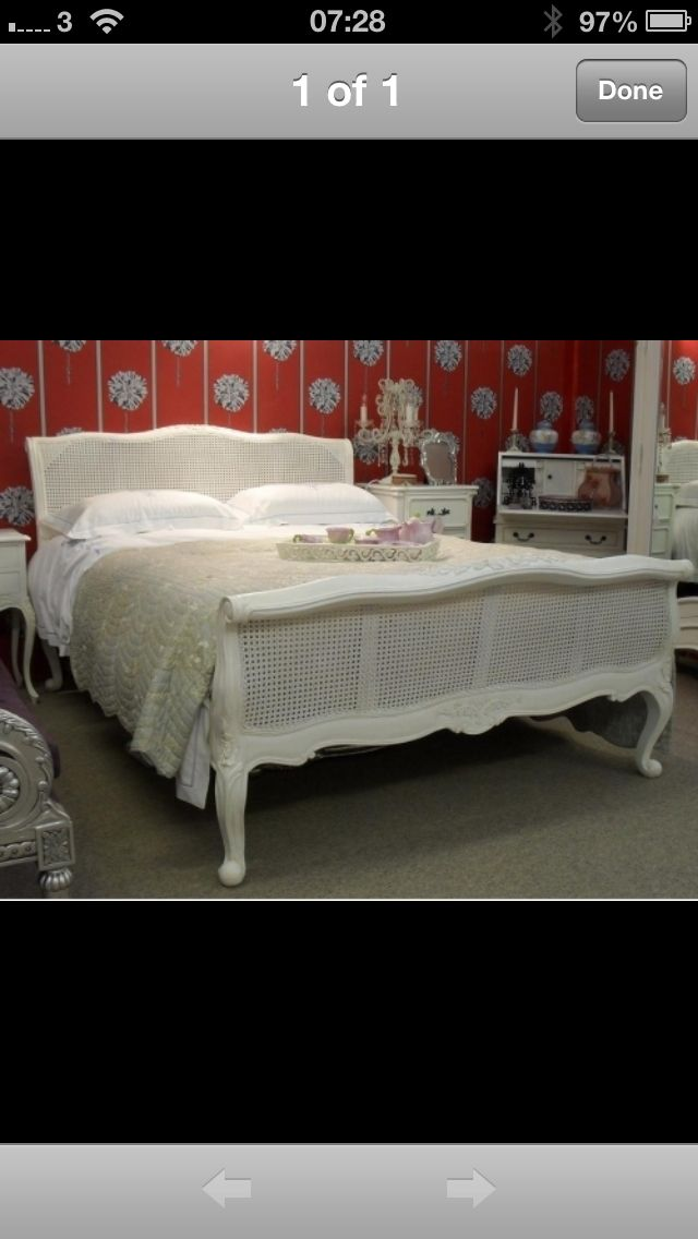 Right up my street....need a new bed for the new house