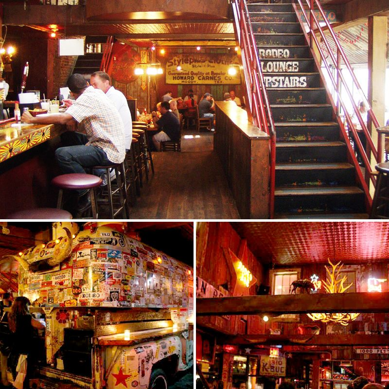 Rodeo Bar In New York New York 50 Honky Tonks In 50