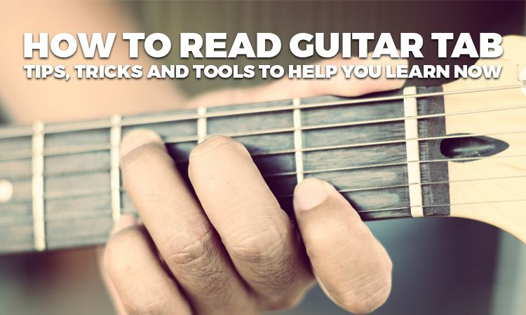 Guitar Tab Explained: How to Read Guitar Tab Notation and Chord ...