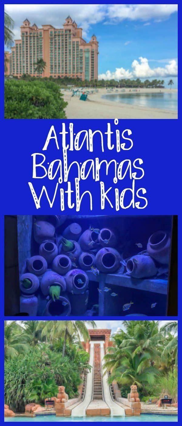 A review of Atlantis Resort - Bahamas as a family vacation ...