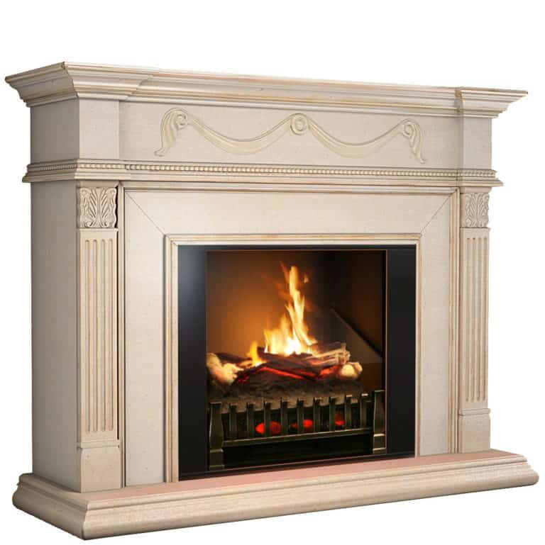 Artemis Modern White Electric Fireplace Mantel Insert With Sound And Heater White Electric Fireplace Electric Fireplace Fireplace Electric fireplace heater with mantle