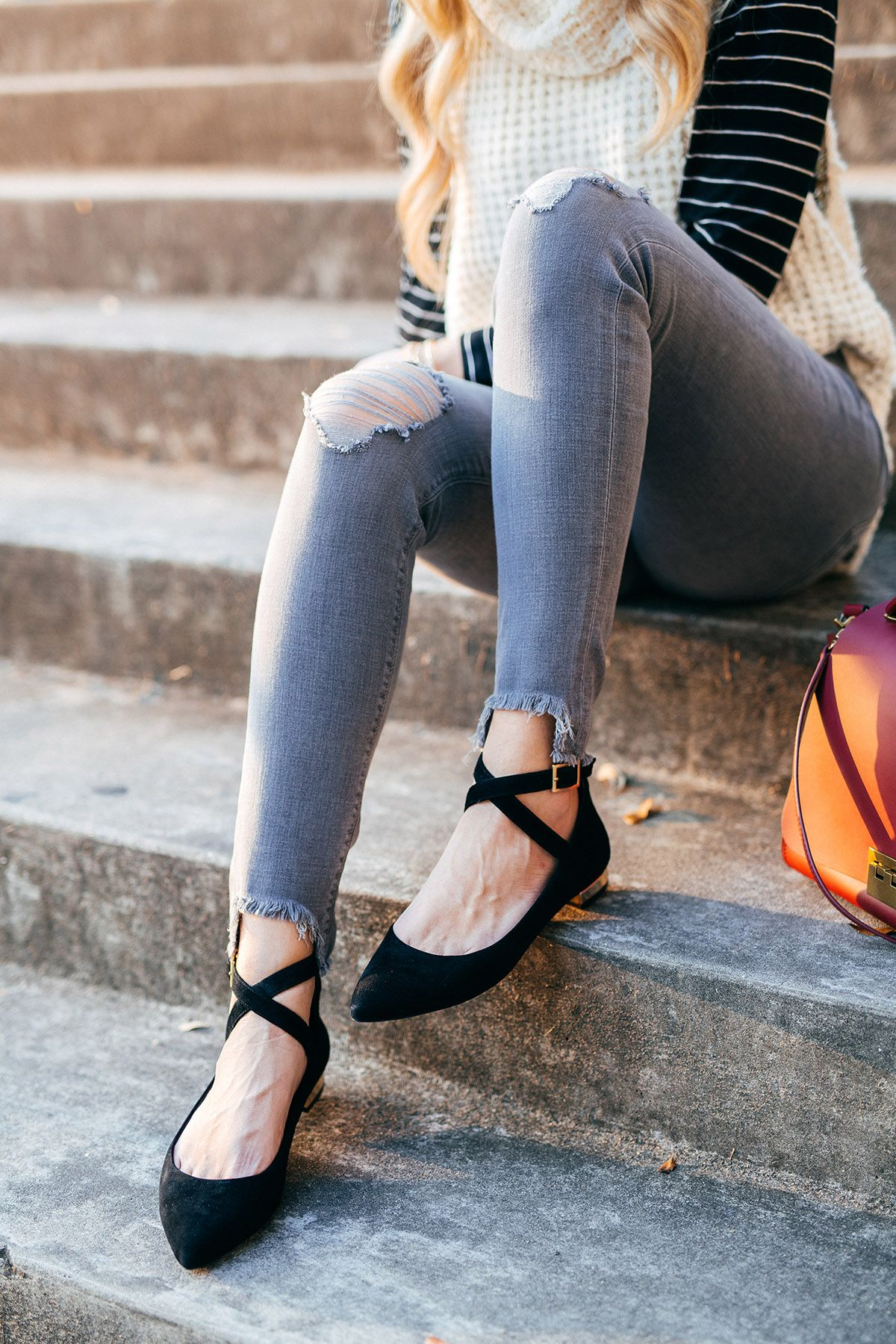 Work To Weekend Style Shoes That Take You From Work To Weekend Womens Fashion Shoes Women S Fashion Leggings Ballet Fashion