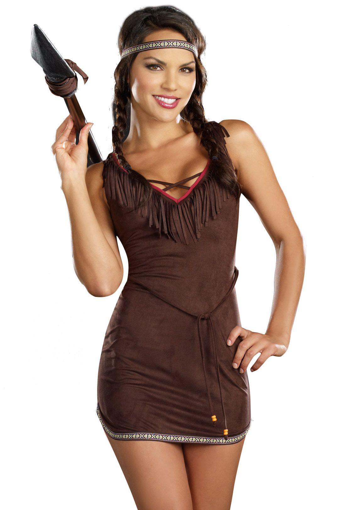 d937e7e6023 Native Beauty Costume #lingeriediva | Women's Halloween Costumes ...