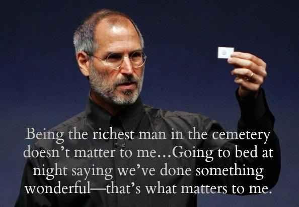 The 11 Most Inspiring Steve Jobs Quotes Job Quotes Steve Jobs