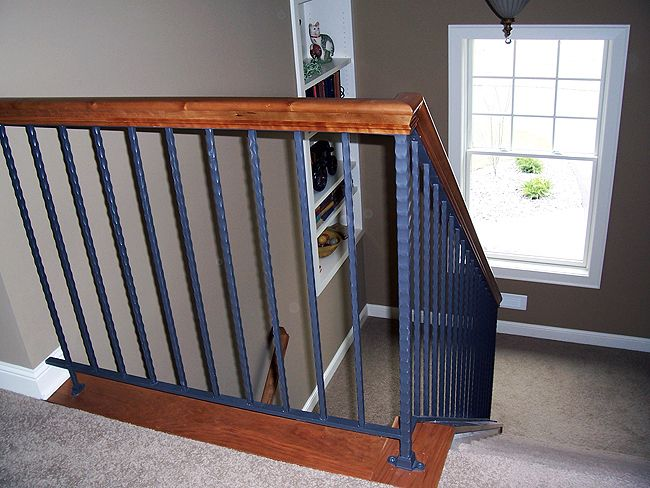 Best Photo Gallery Residential Interior Railings Rails And 640 x 480