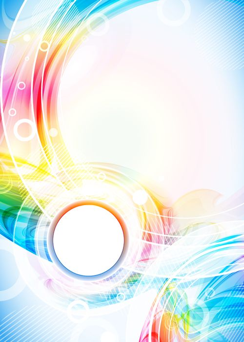 bright dynamic lines vector backgorund 01