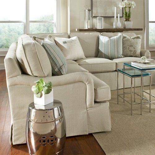 Rhea Three Piece Sectional Sofa by Sam Moore Baer s Furniture