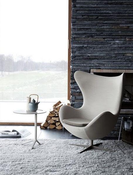 Arne Jacobsen - The Egg