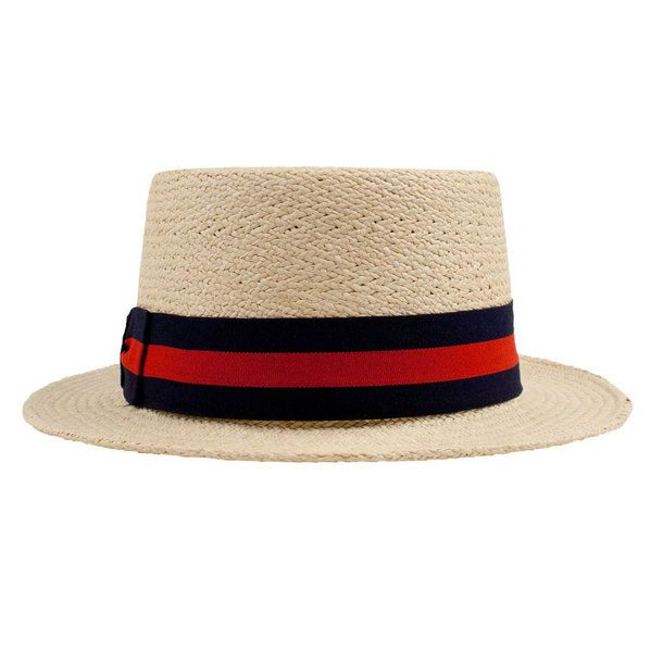 Nautico Club Hat Red | Greenpacha
