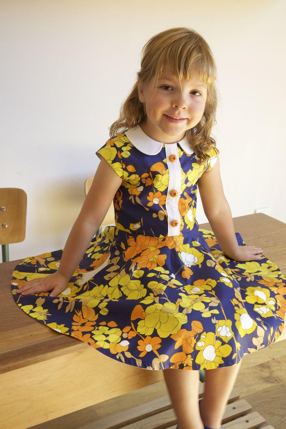 Introduction of a new pattern: the Ileana dress | Kleidung und Nähen