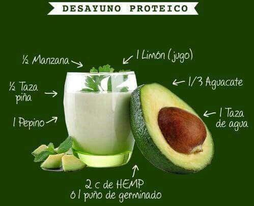 Image result for jugos proteicos veggies