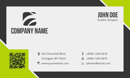 Freebie Release 10 Business Card Templates (PSD) Business cards - name card format