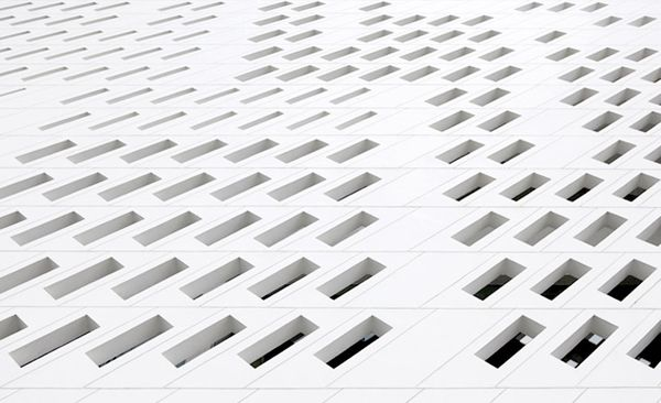 Perforated Precast Concrete Panels White Concrete Texture Residential Precast Concrete Panels Precast Concrete Concrete Texture