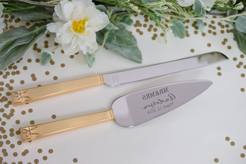 Vera Wang Wedding Cake Knife Set   Wedding Dress   Pinterest ...