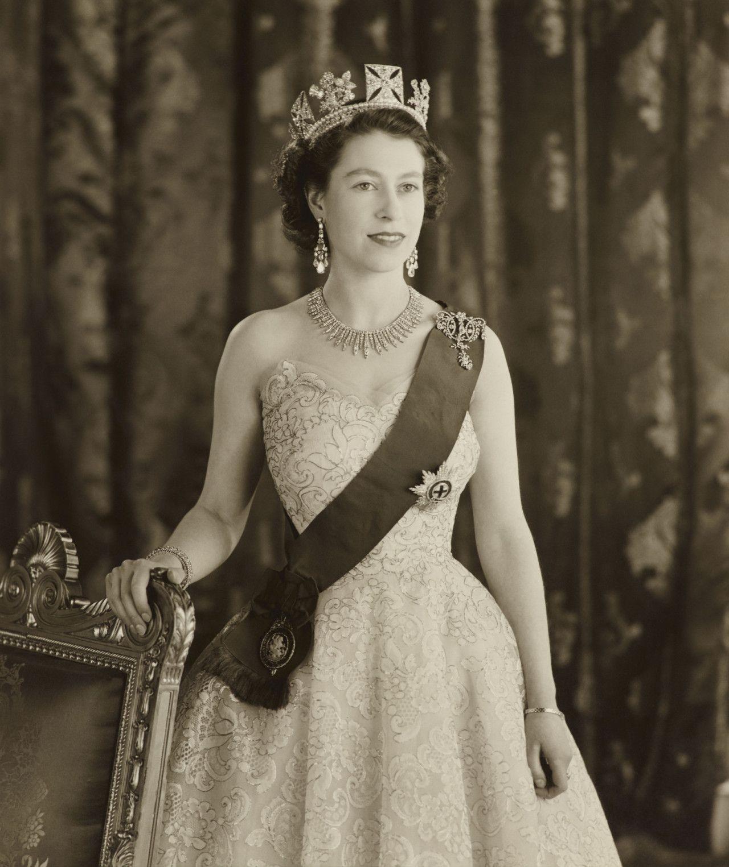 Queen Elizabeth II of the United Kingdom, 1953 (с