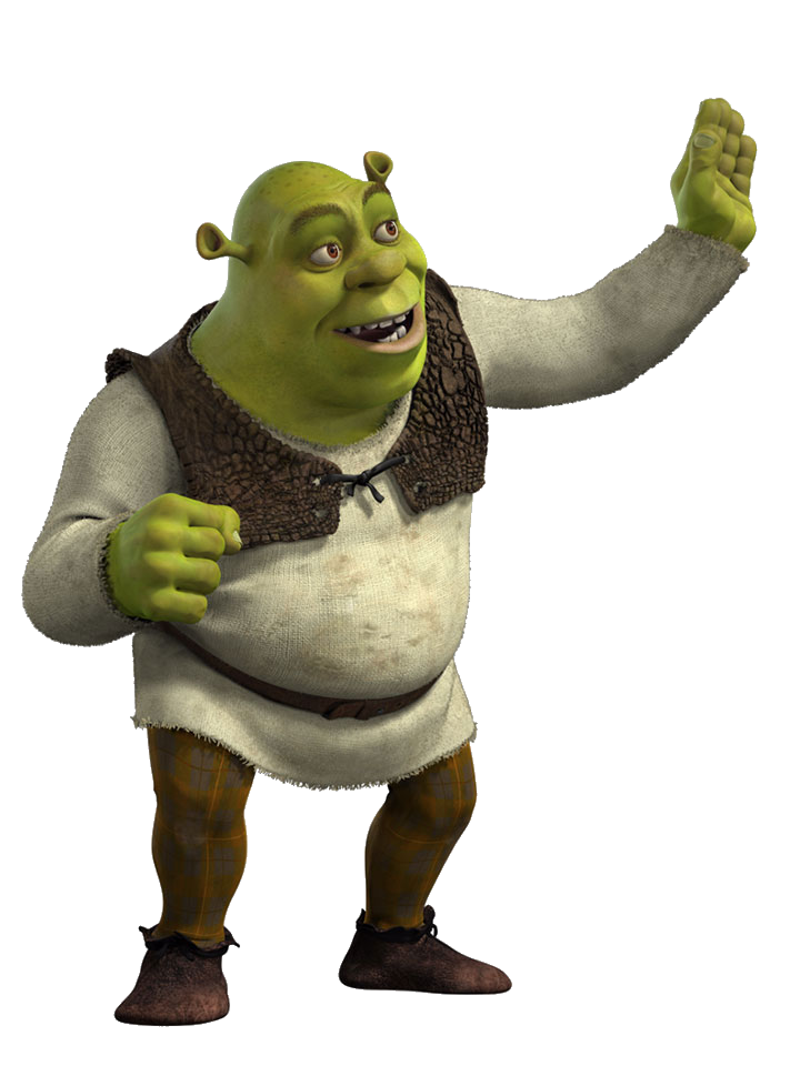 Shrek Png Image Shrek Computer Animation Dreamworks Animation