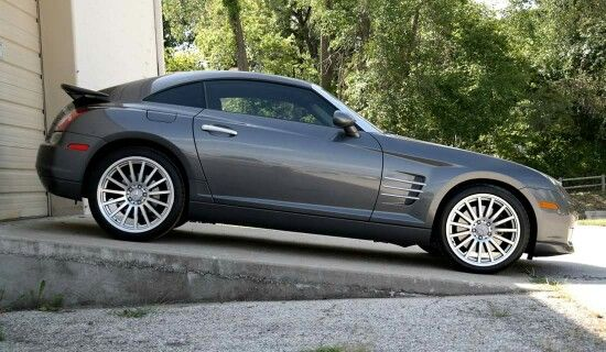 Chrysler Crossfire Srt6 Chrysler Crossfire Crossfire Old