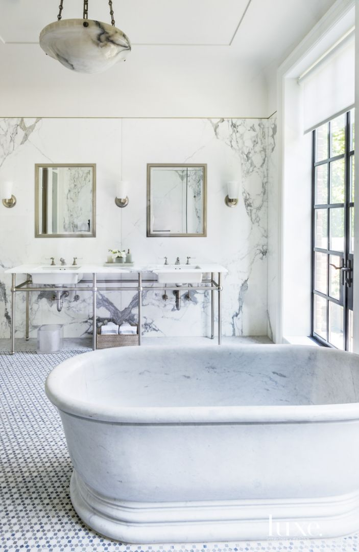 Most Beautiful Bathrooms In The World: Dream Home Status: 5 Of The Most Beautiful Brownstones In