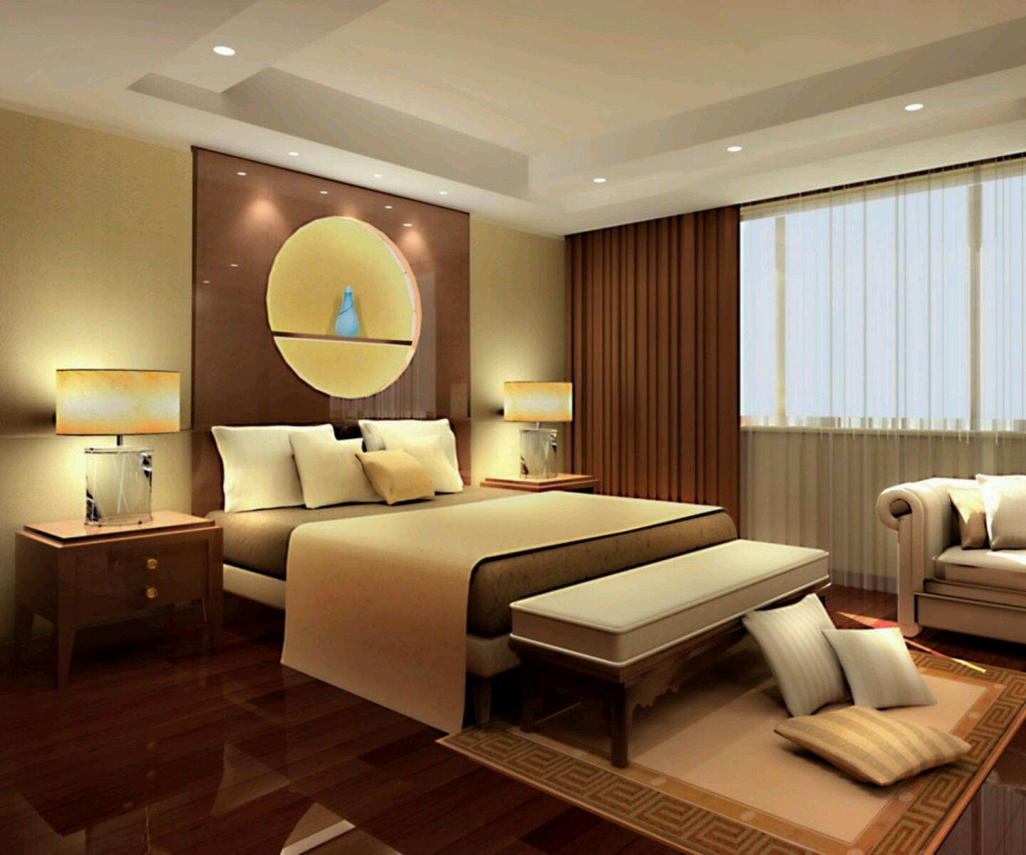 . Beautiful Home Interiors   New home designs latest   Modern