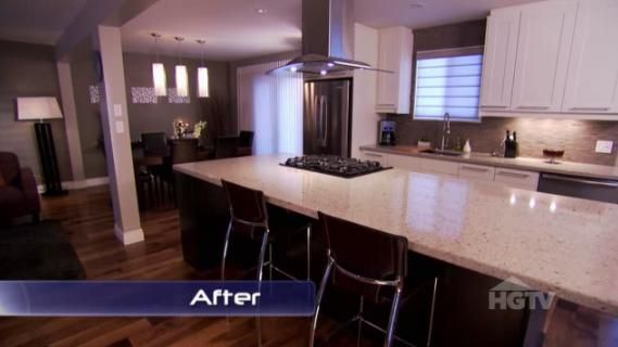 Property Brothers Open Concept Kitchen Paint Color Interior Inspiration Open Concept Kitchen Design Property