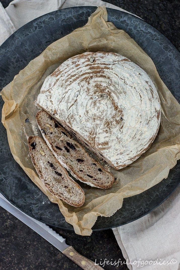 Gewuerzbrot im Dampfofen gebacken | Brot Rezepte und alles was ...