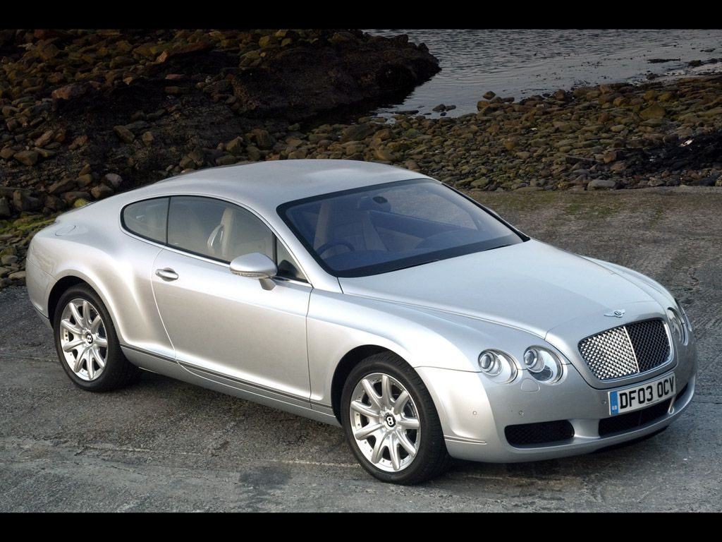 2004 Bentley Continental Gt Bentley Continental Bentley Bentley Continental Gt