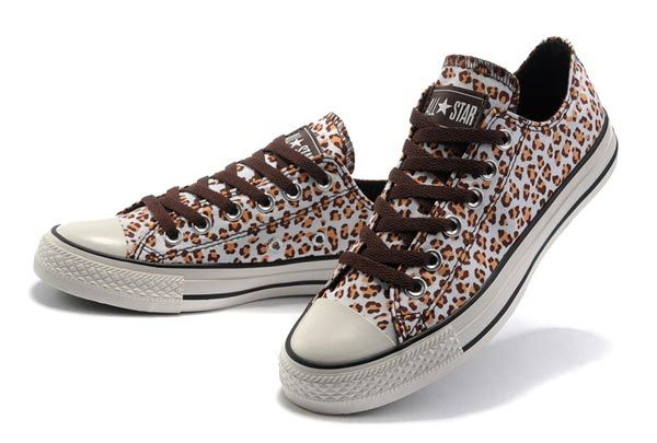 all star converse animal print