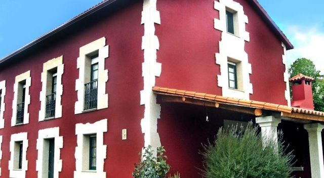 San Juan Villanueva Holiday house Miño Rías Altas - #VacationHomes - $219 - #Hotels #Spain #Perbes http://www.justigo.co.in/hotels/spain/perbes/san-juan-villanueva-holiday-house-mino-rias-altas_31152.html