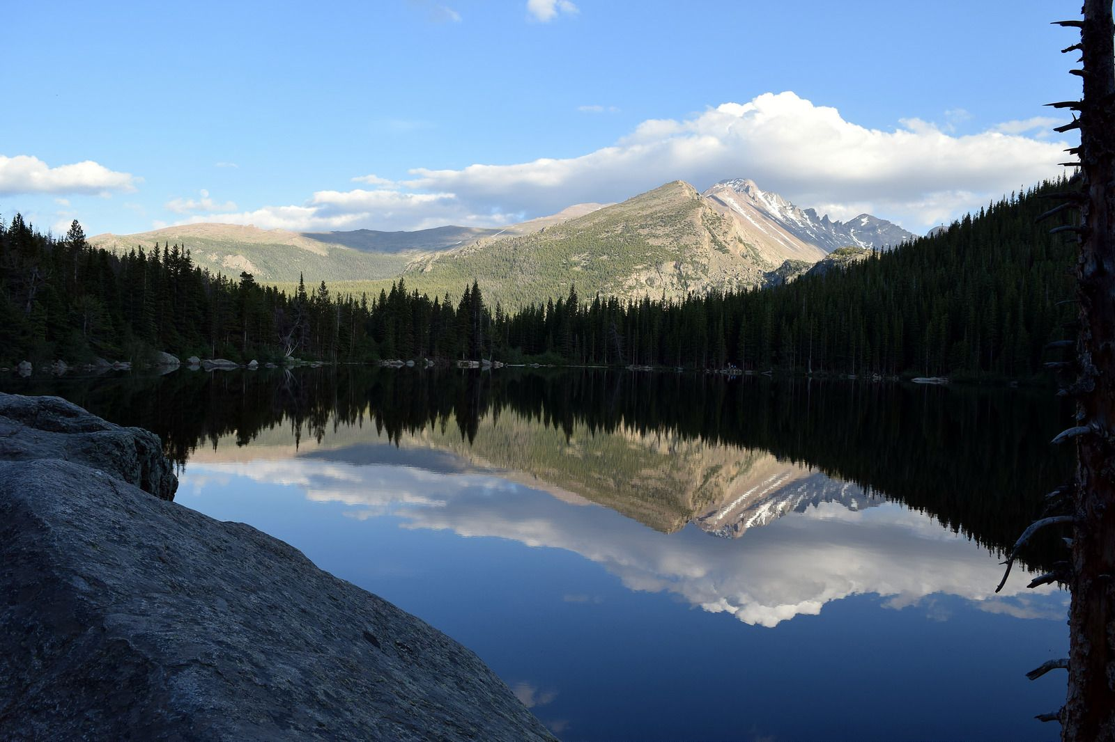 Bear Lake, Rocky Mountain National Park (Colorado, USA)