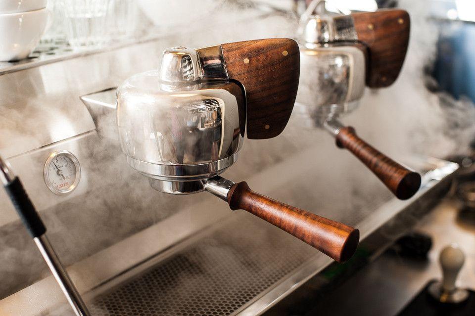 Jason`s Espresso Machine