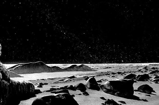 Lunar Landscape Nasa - Google Search