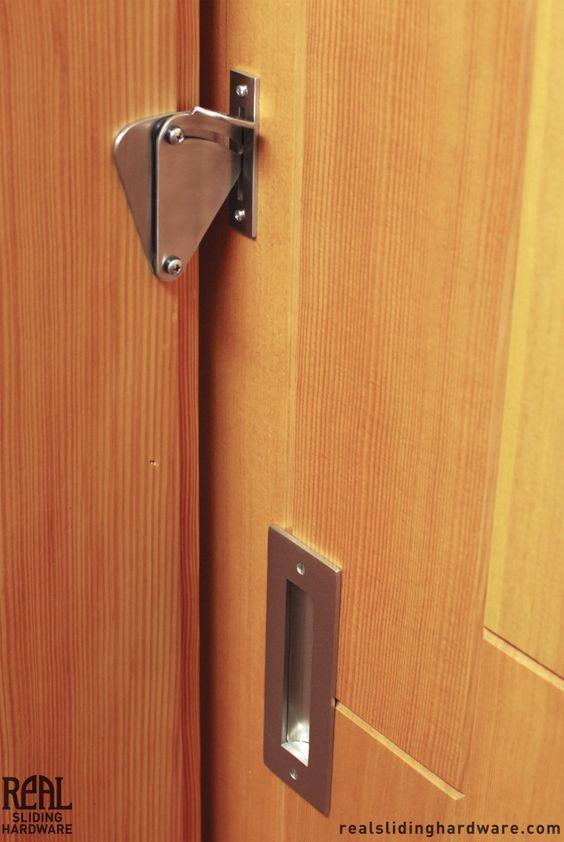 The Teardrop Lock Privacy Sliding Door Latch Lock Barn Door Locks Sliding Doors Interior Bathroom Barn Door