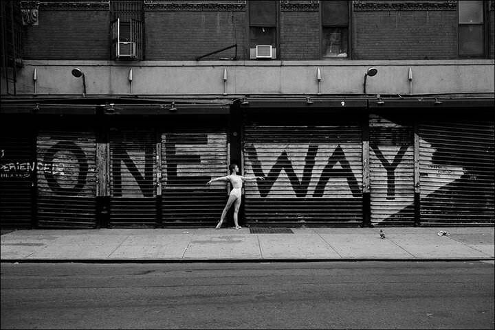 .one way