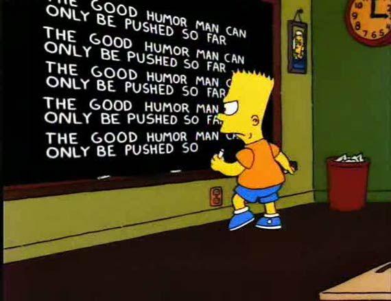 Pin de Joaquin Mayora en Los Simpsons   Los simpsons, Los simpson ...