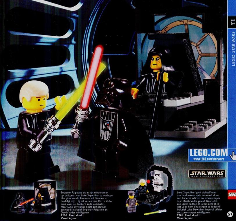 LEGO STAR WARS 2002 set | Lego From 2002 | Pinterest