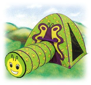 Butterfly Play Tent and Tunnel Combo  sc 1 st  Pinterest & Butterfly Play Tent and Tunnel Combo | Tents and Products