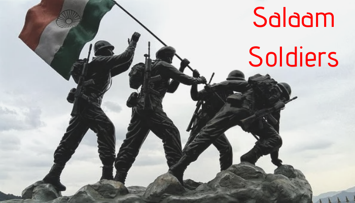 Salaam Soldiers Mp3 Songs Download In 2020 Republic Day Republic Day India Army Day