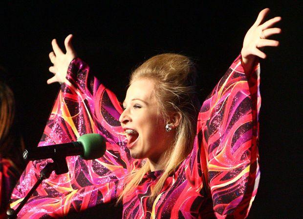 Performers strut their stuff at Logan Show Choir Showcase