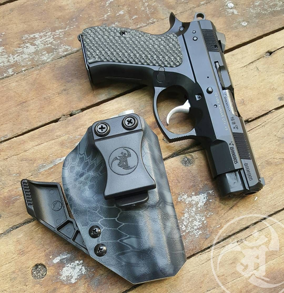 czusafirearms 75 D Compact PCR is available now as a holster option