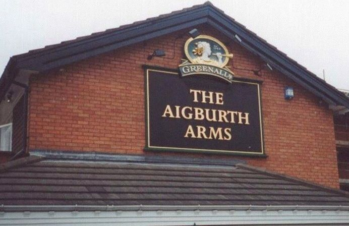 Image result for Aigburth Arms
