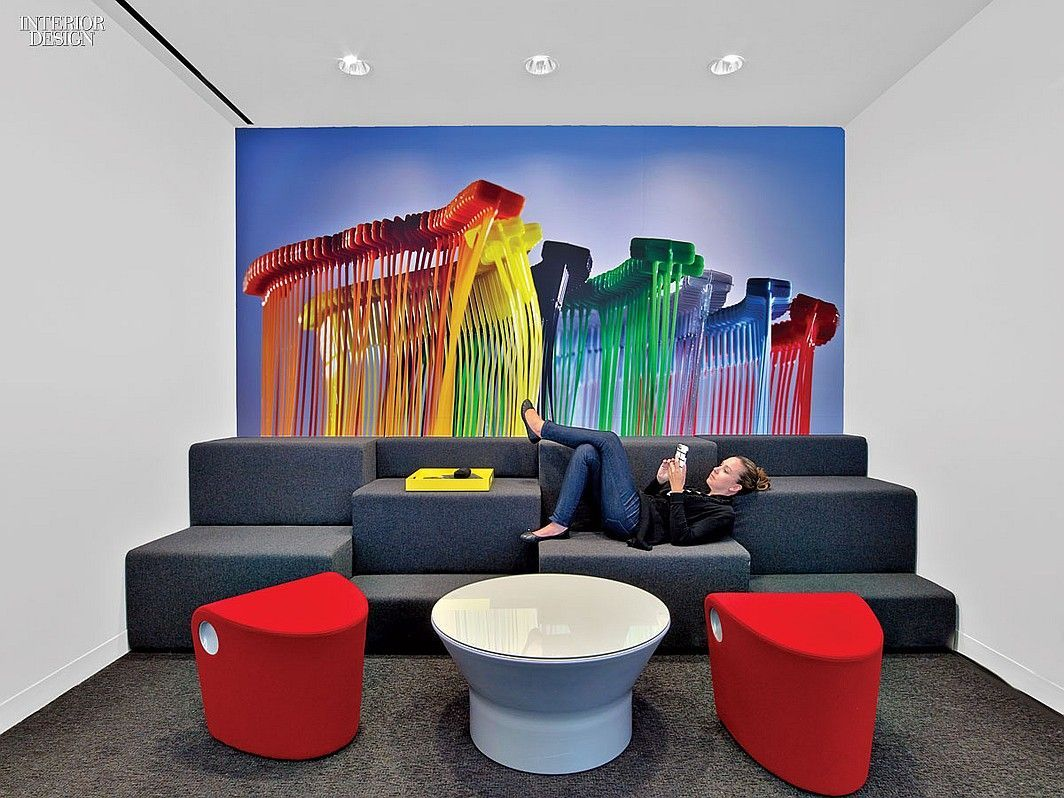 Photo of Change That's Sure to Stick: Avery Dennison HQ by HOK