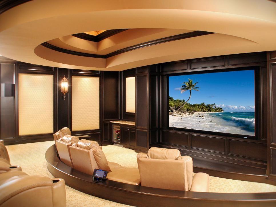 Home Theater Ideas Design Ideas For Home Theaters Home Theater Design Home Theater Rooms Media Room Design