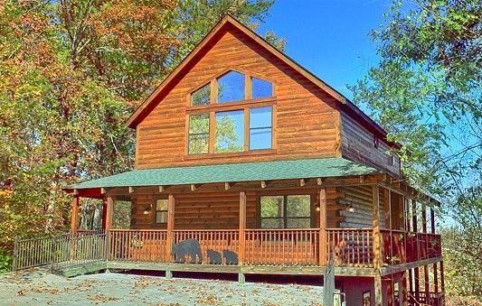 Gatlinburg honeymoon cabin rentals at http://www