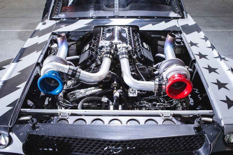 Hoonigan Ken Block And Toyo Tires Announce Updated Twin Turbo Hoonicorn Rtr For An All New Video Project Ken Block Ken Blocks Mustang