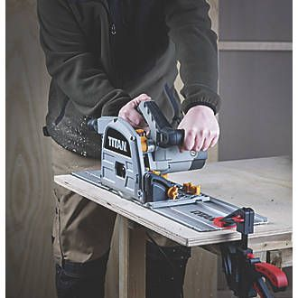 Order Online At Screwfix Com Powerful Saw Can Be Used As A Plunge Circular And Track Saw 2 5mm Scribing Function Helps Pre Festool Track Saw Best Track Saws