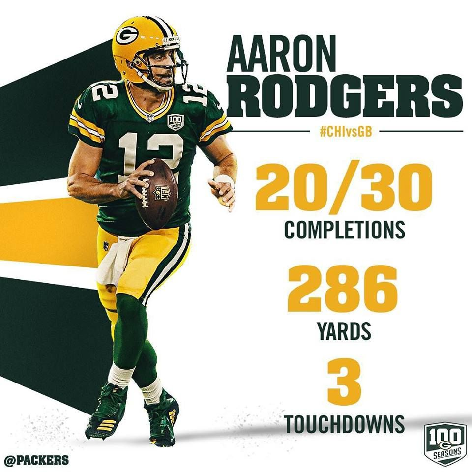 A Legendary Performance From No 12 Chivsgb Gopackgo 9 9 2018 Packers Green Bay Packers Green Bay