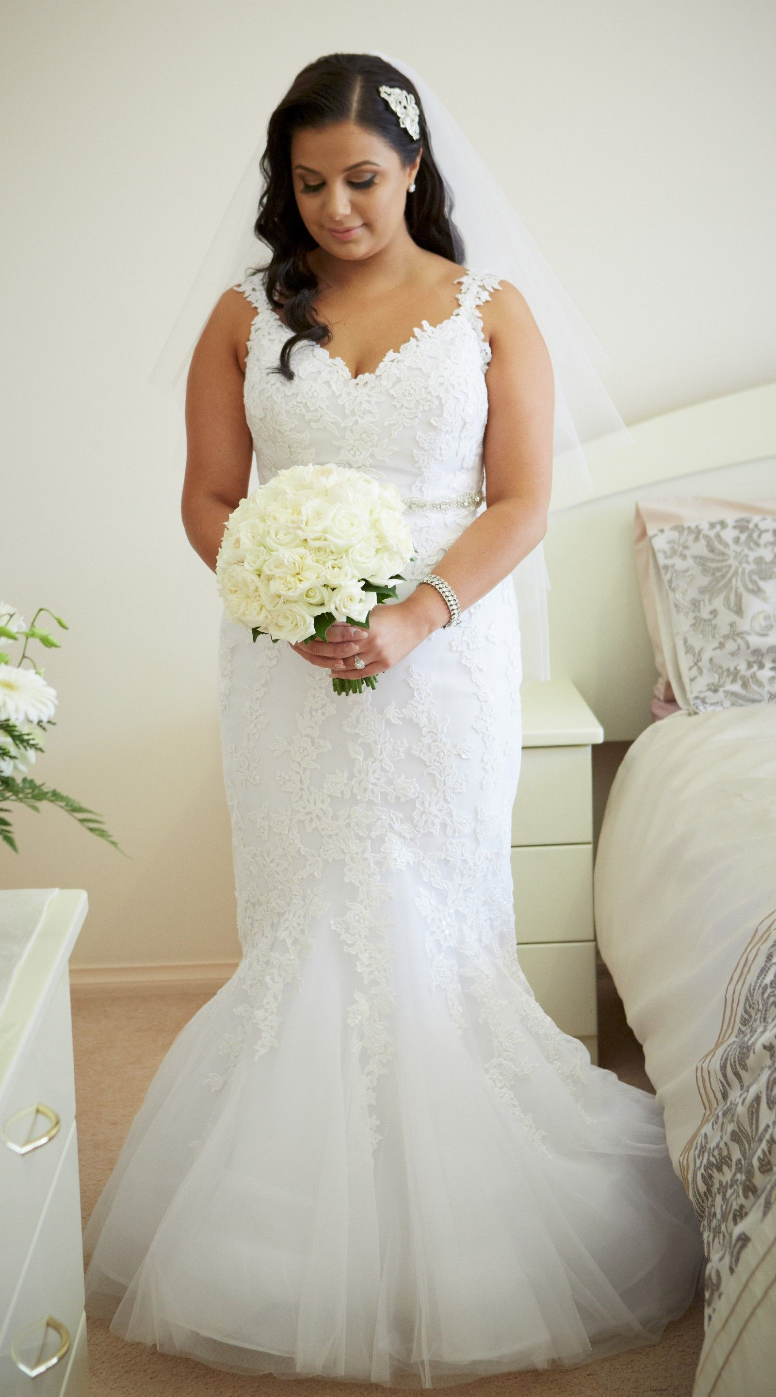 Handmade wedding dress  Custom Wedding Dresses  Made To Measure by Darius Bridal  Custom